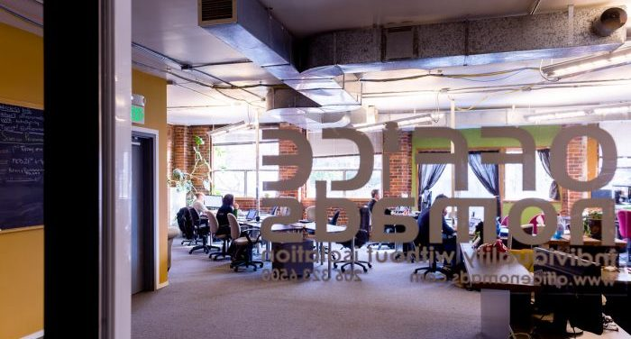 Office Nomads, Seattle, Washington (Coolest Coworking Spaces)